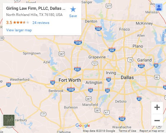 Girling Law Firn - Texas Landlord Eviction Attonrey