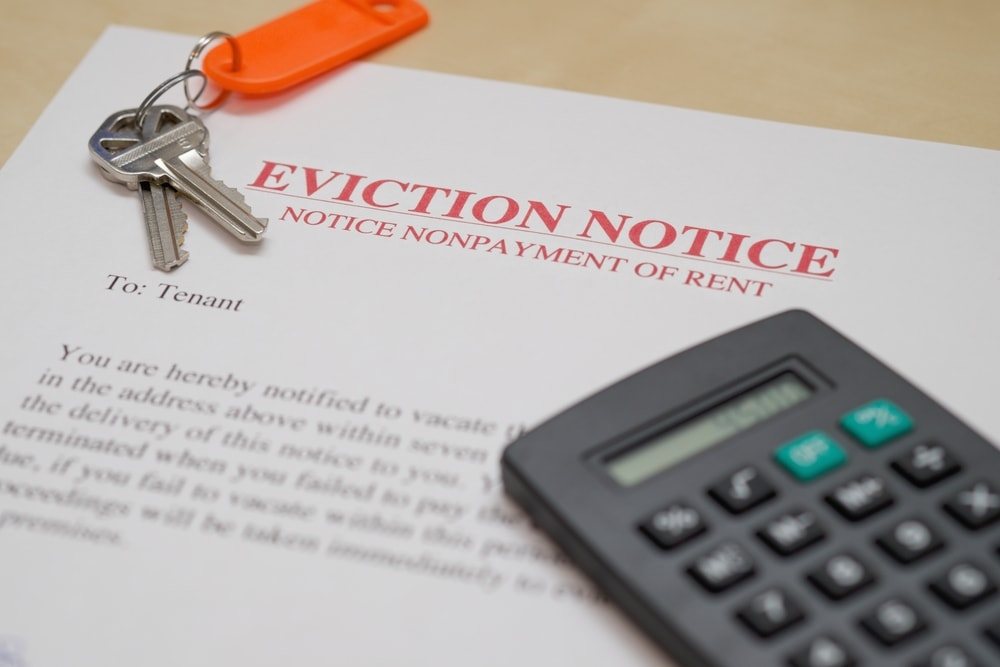 How to Evict a Tenant in Texas